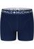 Muchachomalo boxershorts 3-pack, Explore blauw