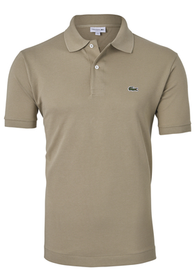 Lacoste Classic Fit polo, beige