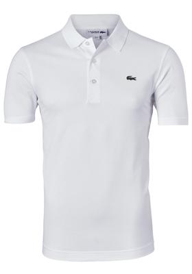 Lacoste Sport polo Regular Fit, wit (ultra lightweight knit)