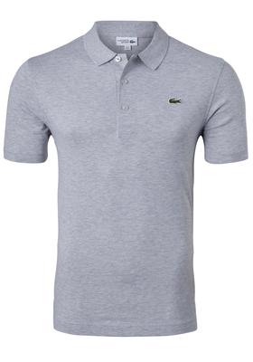 Lacoste Sport polo Regular Fit, zilvergrijs (ultra lightweight knit)