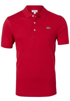 Lacoste Sport polo Regular Fit, rood (ultra lightweight knit)