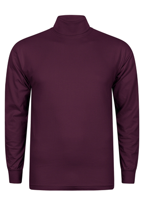 Alan Red T-shirt New Jersey, col, aubergine