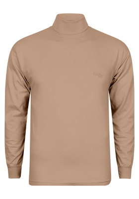 Alan Red T-shirt New Jersey, col, biscuit