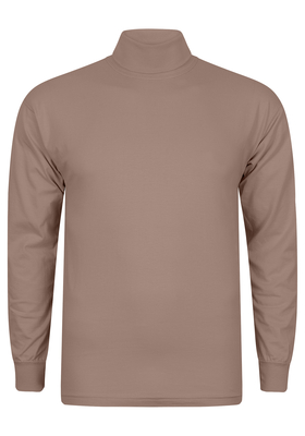 Alan Red T-shirt New Jersey, col, taupe