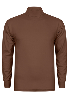 Alan Red T-shirt New Jersey, col, toffee