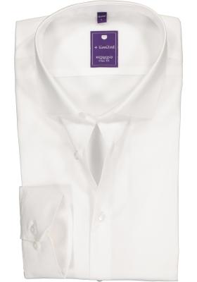 Redmond Slim Fit overhemd, wit