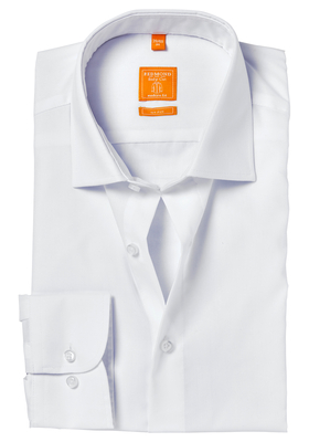 Redmond Modern Fit overhemd, wit