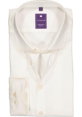 Redmond Slim Fit overhemd, beige