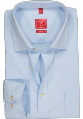 Redmond Regular Fit overhemd, licht blauw