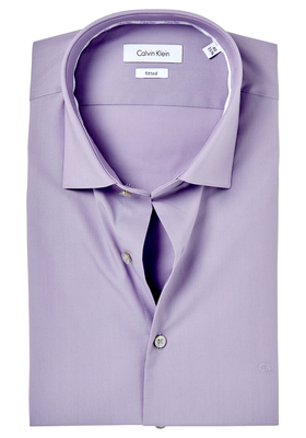 Calvin Klein Fitted overhemd (Cannes), lila (barnished lilac)