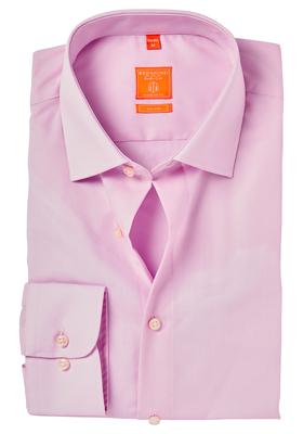 Redmond Modern Fit overhemd, roze