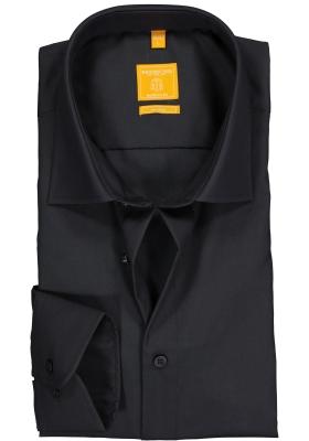 Redmond Modern Fit overhemd, antraciet