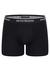 Armani Boxers (2-pack), zwart en turquoise