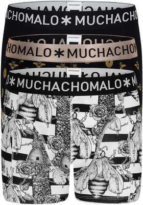 Muchachomalo boxershorts 3-pack, Beehive