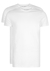 RJ Bodywear Everyday, Rotterdam, 2-pack, T-shirt O-hals smal, wit