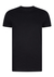 RJ Bodywear Everyday, Rotterdam, 2-pack, T-shirt O-hals smal, zwart