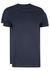 RJ Bodywear Everyday, Rotterdam, 2-pack, T-shirt O-hals smal, donkerblauw