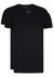 RJ Bodywear Everyday, Gouda, 2-pack, T-shirt V-hals smal, zwart
