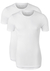 RJ Bodywear Everyday, Groningen, 2-pack, T-shirt O-hals, wit rib