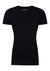 RJ Bodywear Everyday, Groningen, 2-pack, T-shirt O-hals, zwart rib