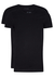 RJ Bodywear Everyday, Maastricht, 2-pack, stretch T-shirt O-hals, zwart