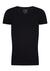 RJ Bodywear Everyday, Den Bosch, 2-pack, stretch T-shirt V-hals, zwart