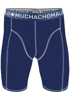 Muchachomalo boxershorts, longshort, blauw