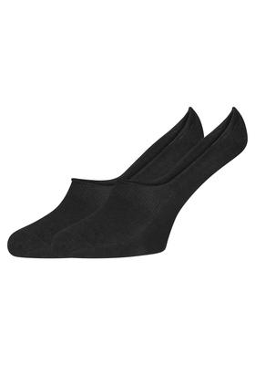 Hugo Boss, Shoeliner Stay On, herensokken, zwarte onzichtbare sokken