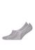 Tommy Hilfiger onzichtbare sneaker sokken (2-pack), grijs melange