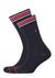 Tommy Hilfiger Iconic Sport Sock (2-pack), zwarte sportsokken