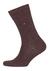 Voorbeeld van de bruine sokken