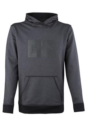 Hugo Boss heren lounge sweatshirt hoody, donkergrijs