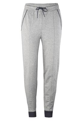 Hugo Boss heren jogging broek, grijs-blauw melange