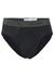 Calvin Klein Hipster Brief (3-pack), slips zwart met gekleurde band