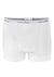 Calvin Klein Trunks (3-pack), wit met gulp