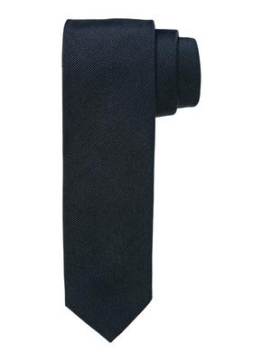 Michaelis smalle stropdas, zwart