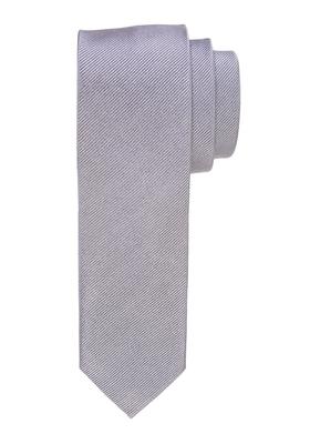 Michaelis smalle stropdas, grijs