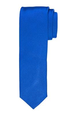 Michaelis smalle stropdas, kobaltblauw