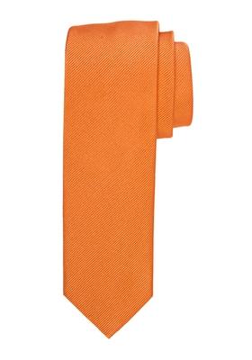 Michaelis smalle stropdas, oranje