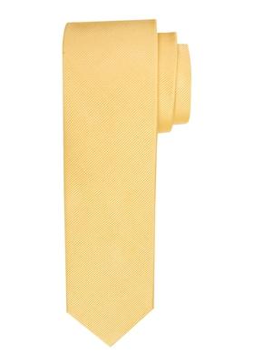 Michaelis smalle stropdas, geel