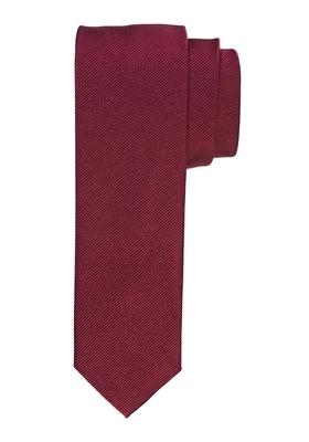 Michaelis smalle stropdas, bordeaux rood