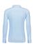 Desoto Slim Fit tricot overhemd, lichtblauw structuur stretch