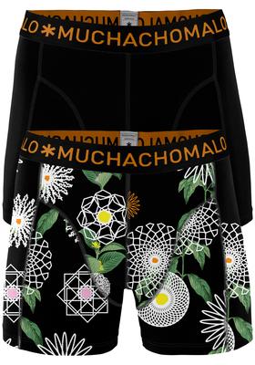Muchachomalo boxershorts, 2-pack, Geometric