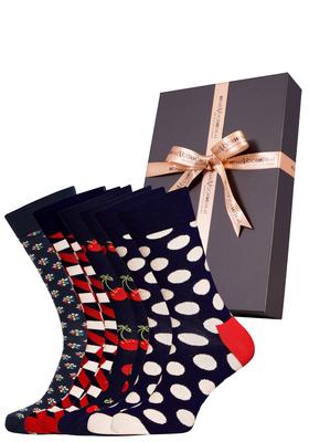 Cadeaubox: 4 dagen Happy Socks Box