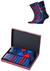 Cadeaubox: 4 paar Tommy Hilfiger sokken
