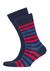 Tommy Hilfiger gestreepte sokken