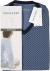 Schiesser heren pyjama, blauw dessin