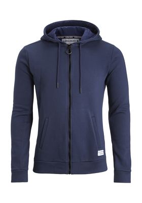 Bjorn Borg hoodie jacket, sweatvest blauw
