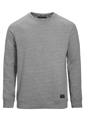 Bjorn Borg crew neck sweater, sweatshirt grijs melange