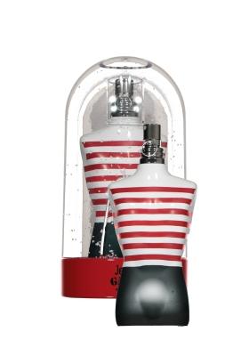 Heren cadeauset: Jean Paul Gaultier Kersteditie Le Male Eau de Toilette 125ml